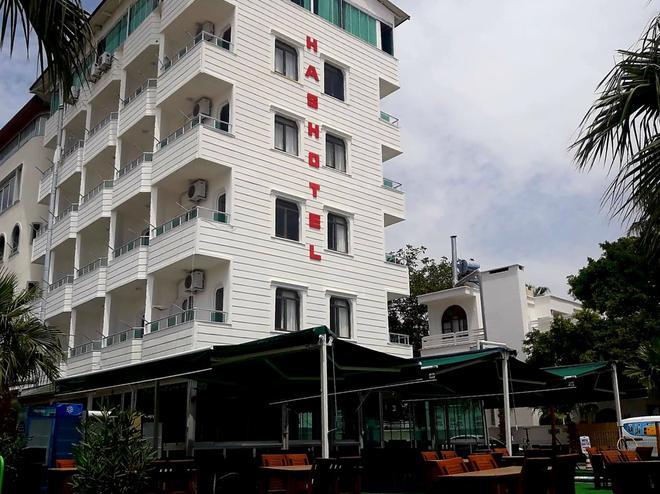 Has Hotel - Kizkalesi - Building