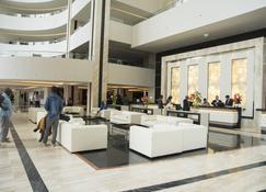Grand Hotel Djibloho - Oyala - Lobby