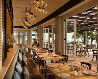Novus Jiva Villa Resort And Spa Anyer - Anyar - Restaurant