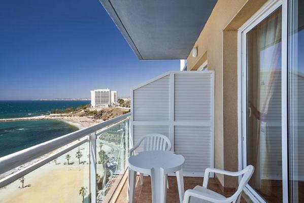 Hotel Best Benalmadena - Benalmádena - Μπαλκόνι
