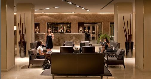 Regina Margherita Hotel - Cagliari - Bar