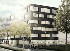 b_smart hotel - Bendern - Edificio