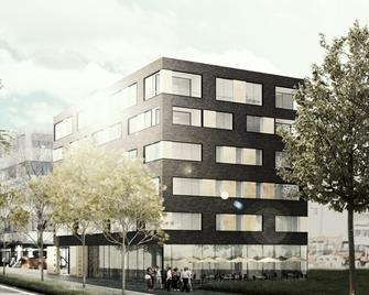 b_smart hotel - Bendern - Building