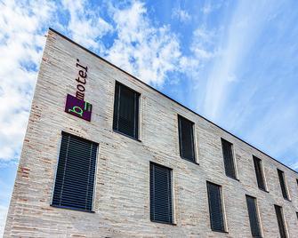 b_smart motel - Sevelen - Building