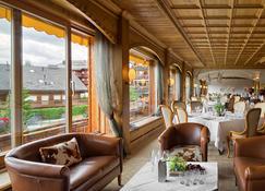 Hotel Etrier - Crans-Montana - Restaurant