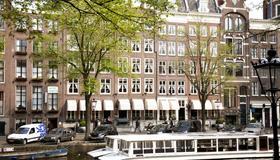Hotel Estheréa - Άμστερνταμ - Κτίριο
