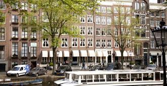 โฮเทล เอสเธเรีย - อัมสเตอร์ดัม - อาคาร
