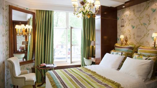艾斯特雷酒店 - 阿姆斯特丹 - 阿姆斯特丹 - 臥室