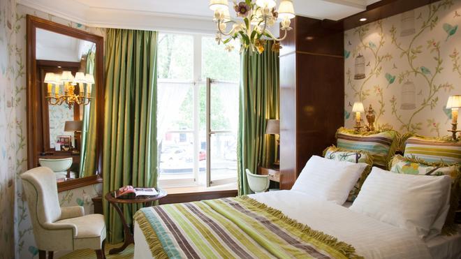 Hotel Estheréa - Amsterdam - Bedroom