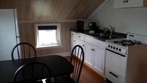 Ocean Glass Inn - Rehoboth Beach - Kitchen