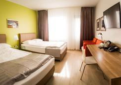 Airport Hotel Aurora Star - Κέφλαβικ - Κρεβατοκάμαρα