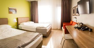 Airport Hotel Aurora Star - Keflavik - Bedroom