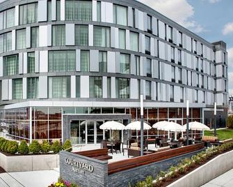 Courtyard by Marriott Philadelphia South at The Navy Yard - Philadelphia - Building