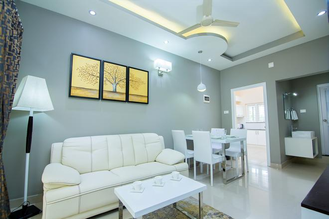 Le Villagio Holiday Apartment - Sultan Bathery - Living room