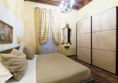 伽利略 2000 住宿加早餐酒店 - 佛羅倫斯 - 佛羅倫斯 - 臥室