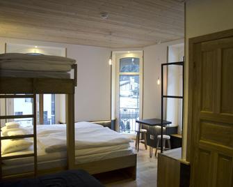 Spannort Inn - Engelberg - Schlafzimmer