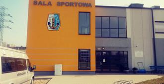 Hostel Załogowa - Danzig - Gebäude