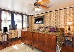 Manoa Valley Inn - Honolulu - Phòng ngủ