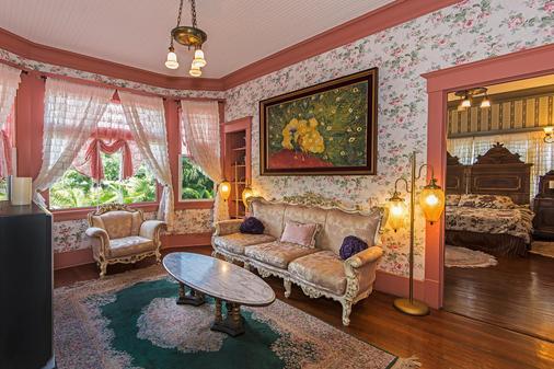 Manoa Valley Inn - Honolulu - Phòng khách
