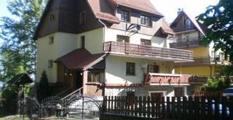 Lesne Zacisze - קארפאץ - בניין