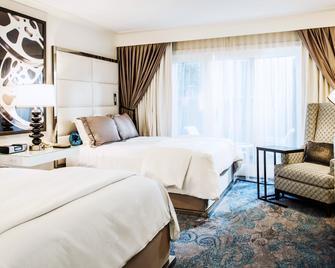 Hotel Amarano Burbank-Hollywood - Burbank - Bedroom