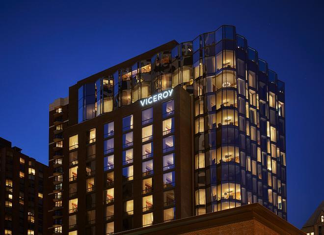 芝加哥總督酒店 - 芝加哥 - 建築