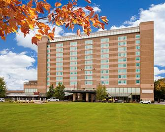 DoubleTree by Hilton Manchester Downtown - Manchester - Gebouw