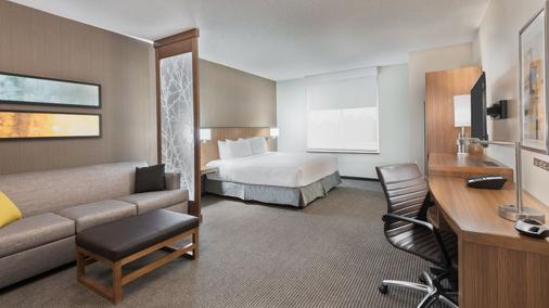 Hyatt Place Austin/Round Rock - Round Rock - Schlafzimmer