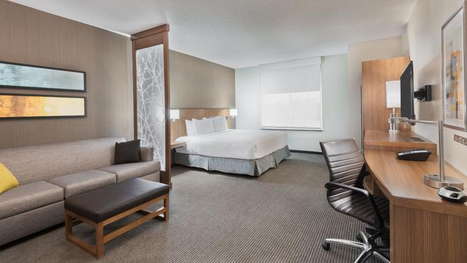 Hyatt Place Austin/Round Rock - Round Rock - Bedroom