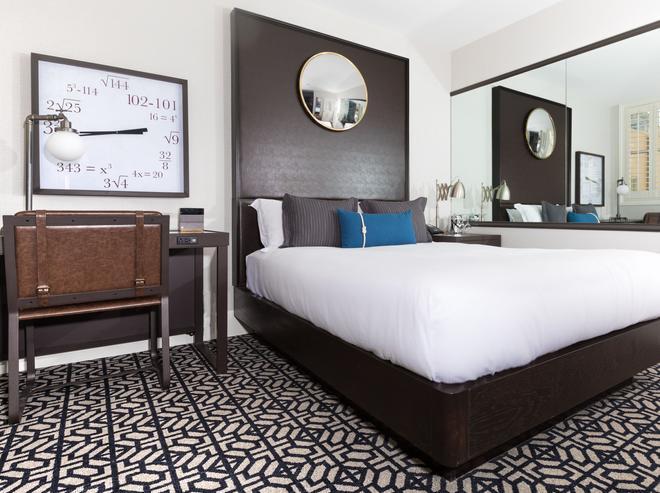 Harbor Court Hotel - San Francisco - Makuuhuone