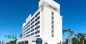 Four Points by Sheraton Fort Lauderdale Airport Cruise Port - Fort Lauderdale - Rakennus