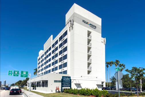 Four Points by Sheraton Fort Lauderdale Airport Cruise Port - Fort Lauderdale - Building