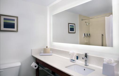 Four Points by Sheraton Fort Lauderdale Airport Cruise Port - Fort Lauderdale - Bathroom