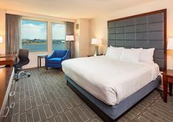 Hilton Philadelphia At Penn's Landing - Philadelphia - Bedroom