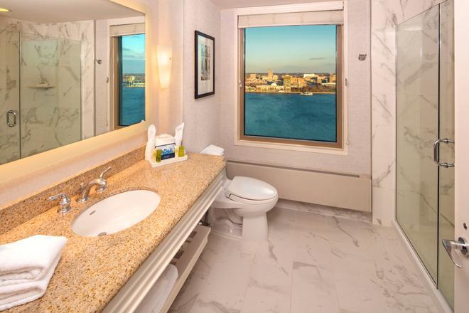 費城彭斯蘭丁凱悅麗晶酒店 - 費城 - 費城 - 浴室