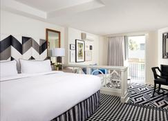 Chamberlain West Hollywood - West Hollywood - Schlafzimmer
