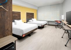 Tru By Hilton San Antonio Downtown Riverwalk - San Antonio - Bedroom