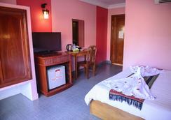 Grand Sihanouk Ville Hotel - Krong Preah Sihanouk - Bedroom