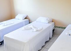 Hotel Recanto Verde - Teresina de Goiás - Bedroom