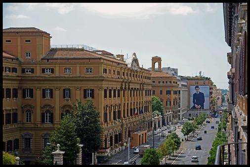 利露姆酒店 - 羅馬 - 羅馬 - 室外景