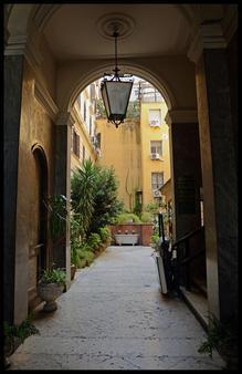 利露姆酒店 - 羅馬 - 羅馬 - 階梯