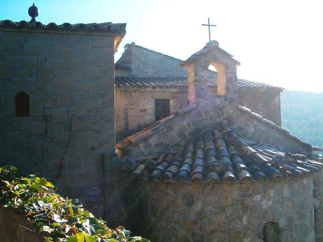 Fortaleza Medieval La Manyosa - Granera - Building