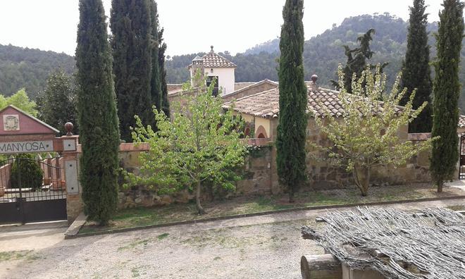 Fortaleza Medieval La Manyosa - Granera - Outdoors view