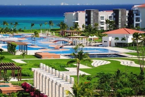 Mareazul Family Beach Condohotel - Playa del Carmen - Toà nhà