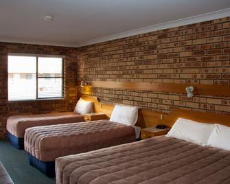 Mid Town Inn Narrabri - Narrabri - Ložnice