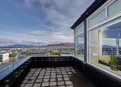 Hotel Island - Reikiavik - Balcón