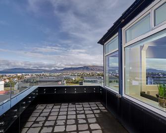 Hotel Ísland - Spa & Wellness Hotel - Reykjavik - Balcony