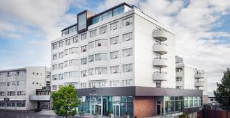 Hotel Ísland - Spa & Wellness Hotel - เรคยาวิก - อาคาร