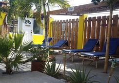Solar Villa - Oranjestad - Patio