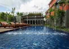 Golden Temple Villa - Siem Reap - Πισίνα